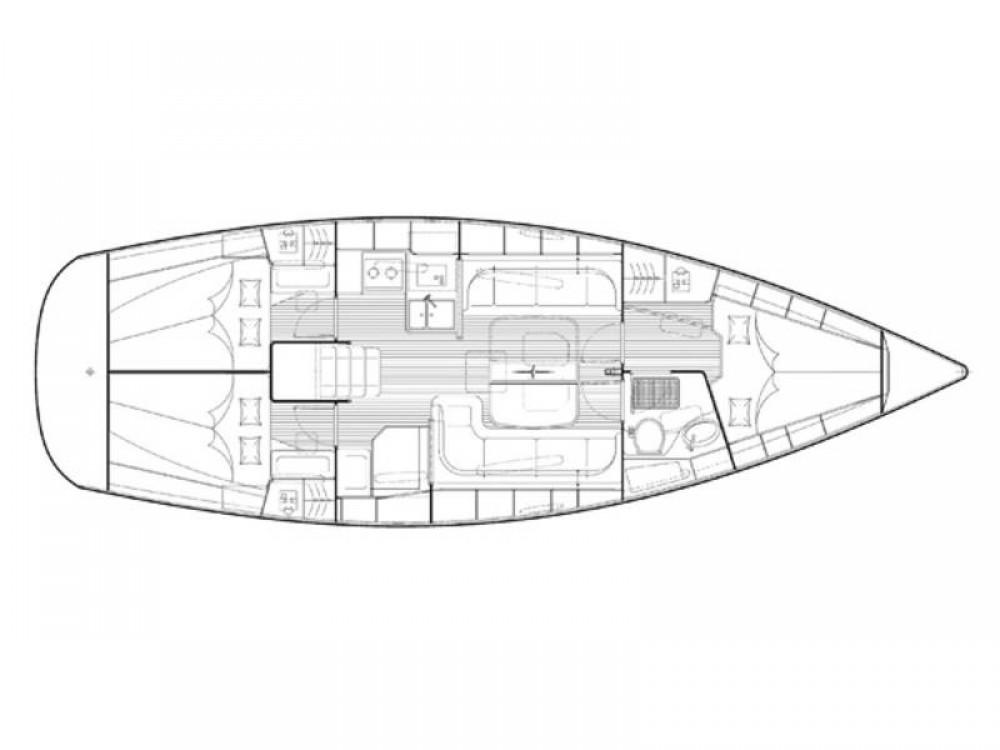 Noleggio yacht  - Bavaria Bavaria 38 Cruiser su SamBoat