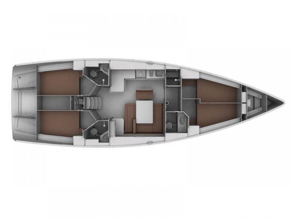 Barca a vela a noleggio Palma al miglior prezzo