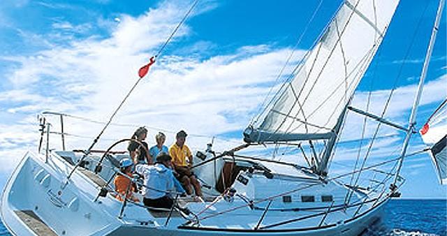 Noleggio barche Biograd na Moru economico First 40.7