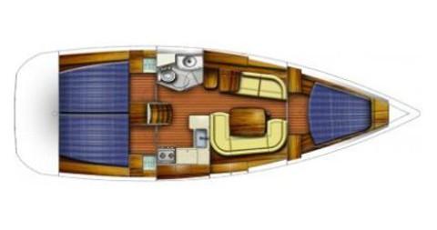 Jeanneau Sun Odyssey 39i tra privati e professionisti a Biograd na Moru