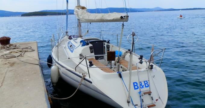 Noleggio Barca a vela Dehler con patente nautica