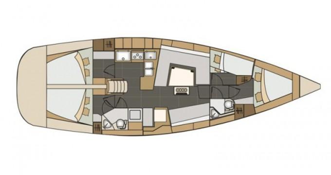 Noleggio barche Elan Impression 45 a Biograd na Moru su Samboat