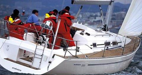 Noleggio yacht a Biograd na Moru – Elan Elan 333 su SamBoat