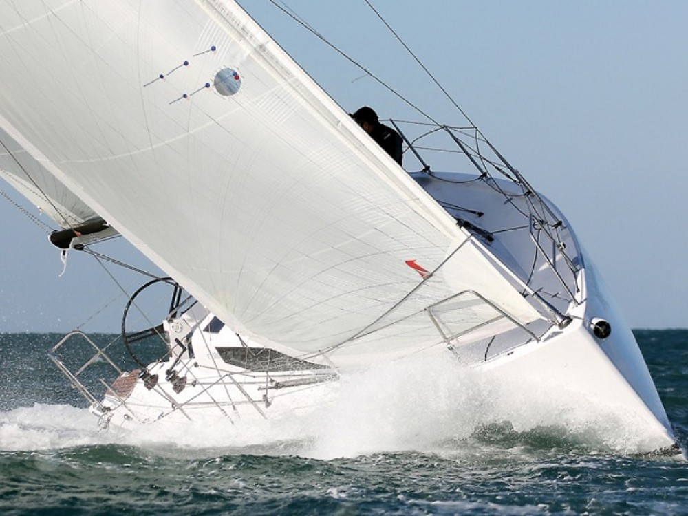 noleggio Barca a vela Zaravecchia - Elan Elan 40 Impression