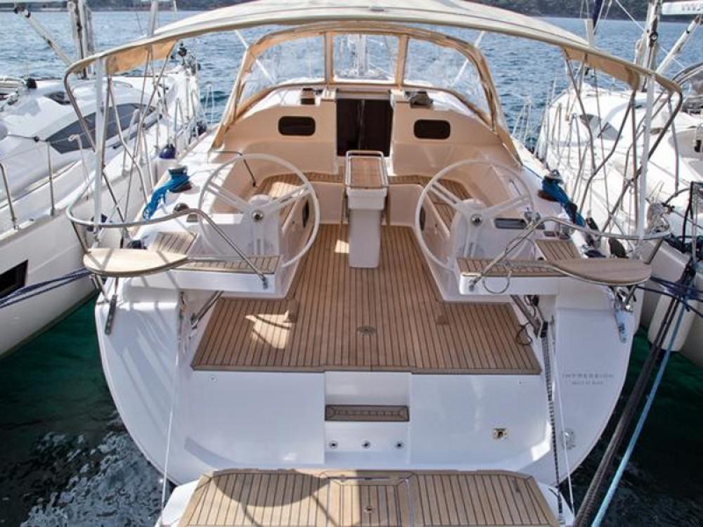 Noleggio barche Zaravecchia economico Elan 40 Impression