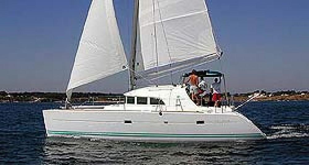 Noleggio yacht Le Marin - Lagoon Lagoon 380 su SamBoat