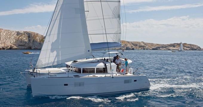 Noleggio barche Le Marin economico Lagoon 400 S2