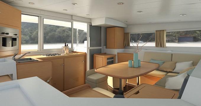 Noleggio barche Lagoon Lagoon 400 S2 a Le Marin su Samboat