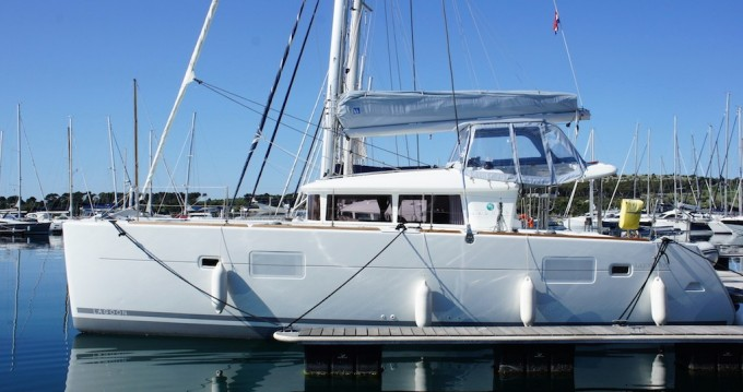 Noleggio Catamarano con o senza skipper Lagoon a Sebenico