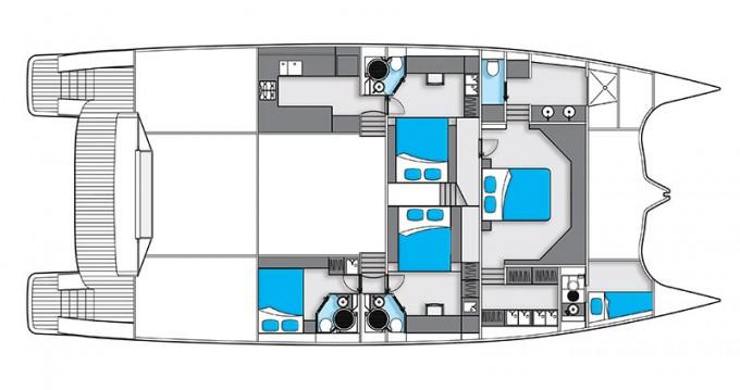 Noleggio Catamarano a Sebenico – Sunreef Sunreef 70 Power