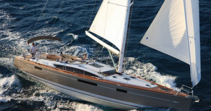 Noleggio yacht a Sebenico – Jeanneau Jeanneau 57 su SamBoat