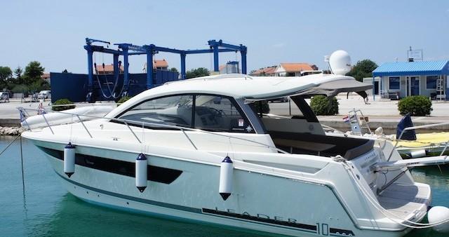 Noleggio yacht a Sebenico – Jeanneau Jeanneau L10-36 su SamBoat