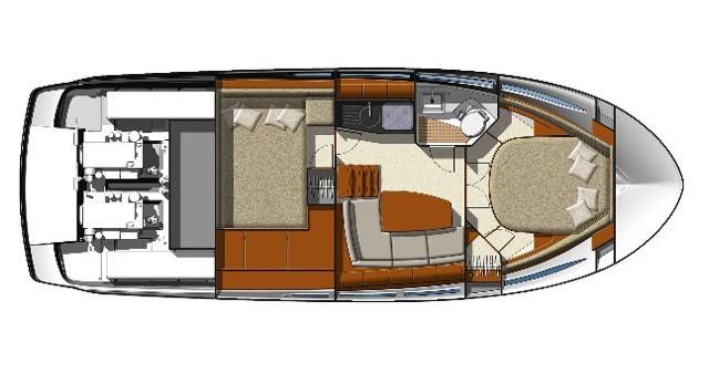 Noleggio Barca a motore a Sebenico – Jeanneau Jeanneau L10-36