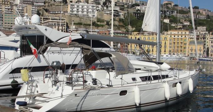 Noleggio barche Jeanneau Sun Odyssey 49i a Sebenico su Samboat