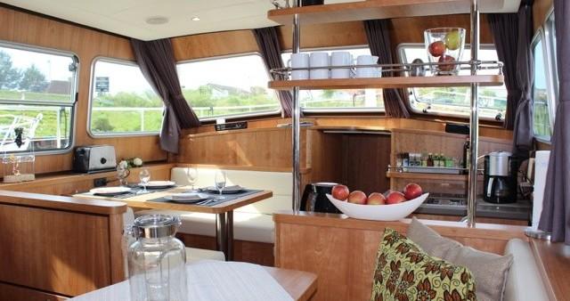 Noleggio barche Werder (Havel) economico Linssen GS 40.9 AC