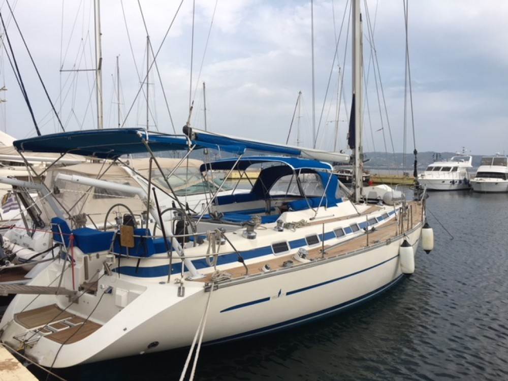 Noleggio Barca a vela con o senza skipper Bavaria Akhíllio