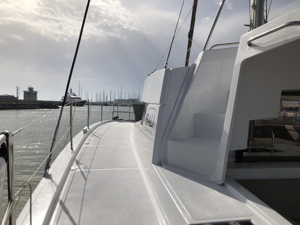 Catamarano a noleggio Palermo al miglior prezzo