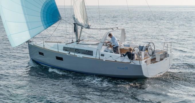 Noleggio Barca a vela con o senza skipper Bénéteau a Sebenico