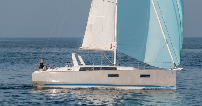 Noleggio Barca a vela a Sebenico – Bénéteau Oceanis 38