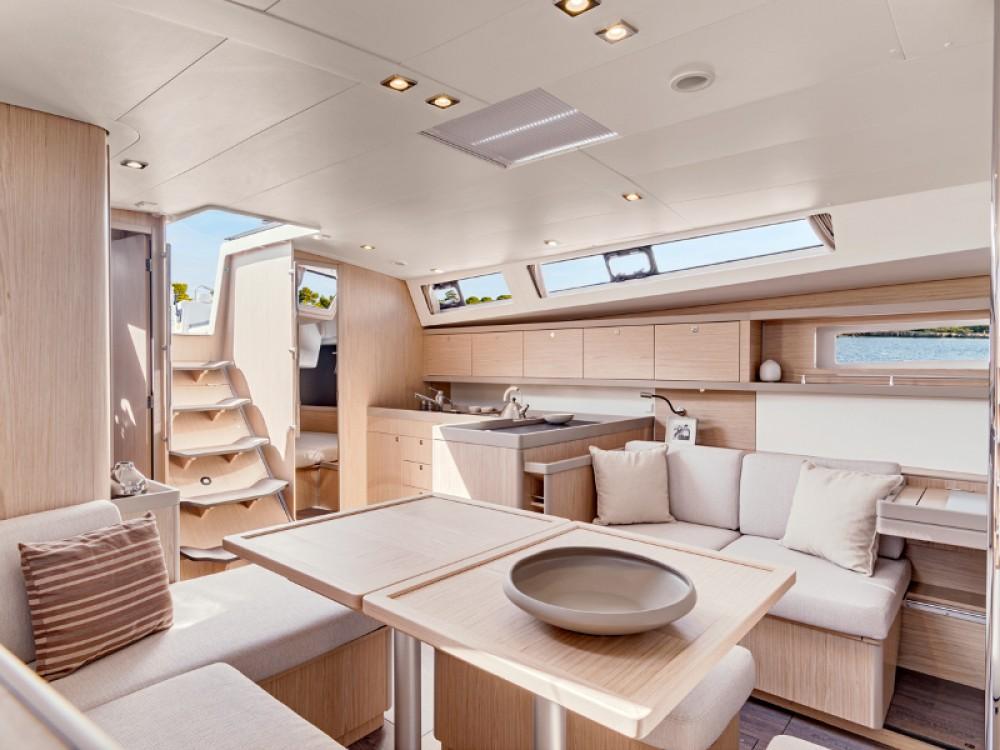 noleggio Barca a vela Sebenico - Bénéteau Oceanis 45