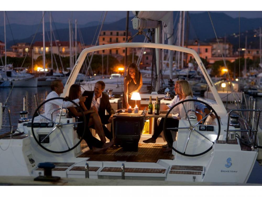 Noleggio Barca a vela con o senza skipper Bénéteau Sebenico
