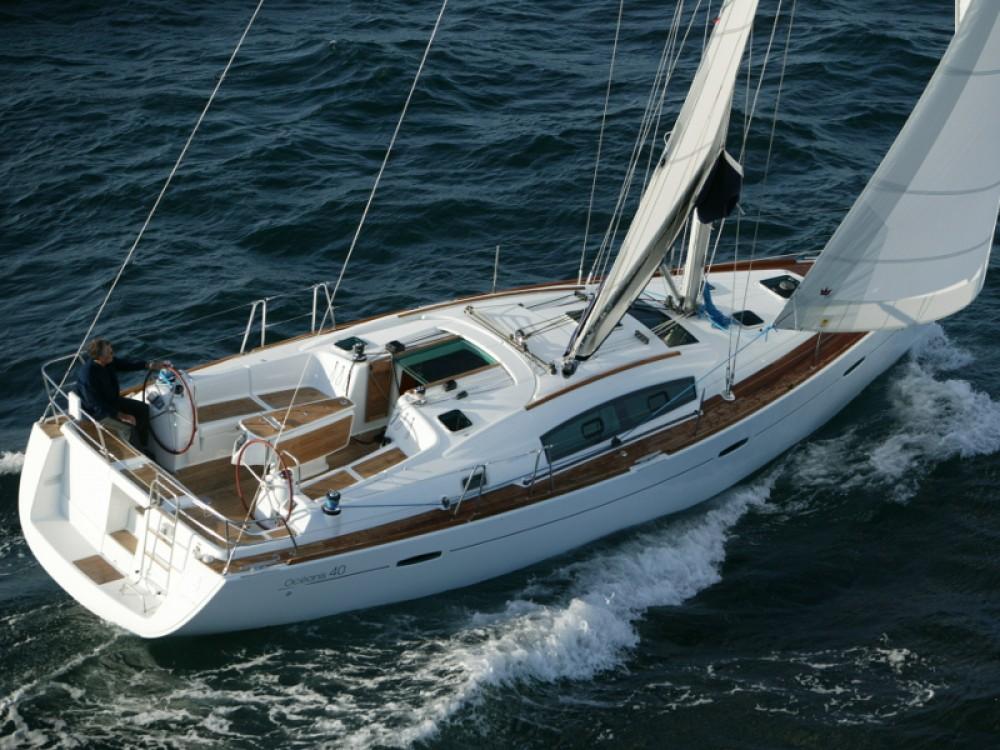 Noleggio yacht Leucade - Bénéteau Oceanis 40 su SamBoat