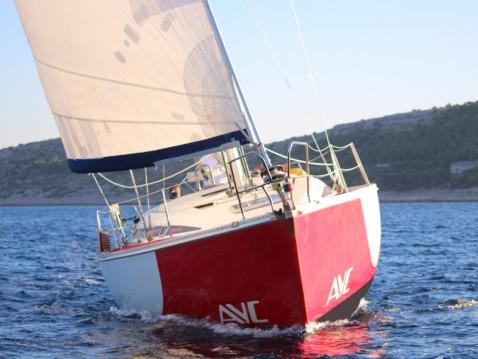 Noleggio barche Betina economico Elan 431