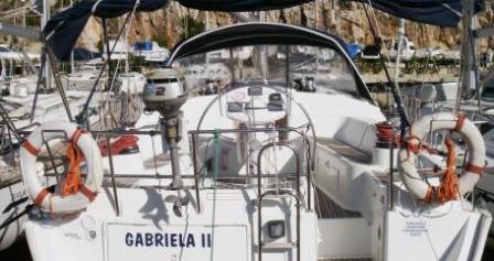 Noleggio barche Betina economico Sun Odyssey 43DS