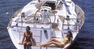Noleggiare una Jeanneau Sun Odyssey 43DS a Betina