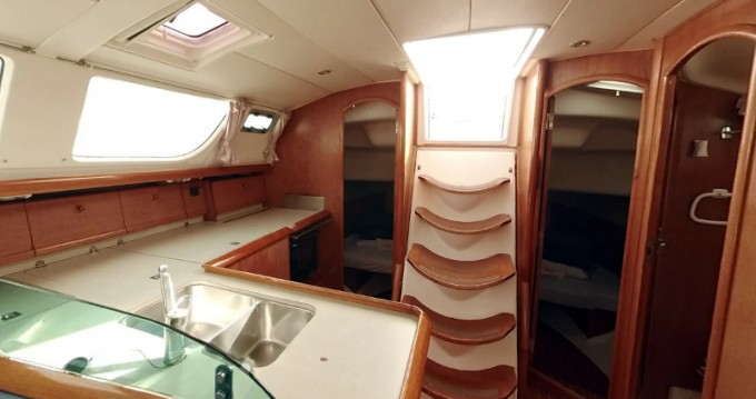 Noleggio Barca a vela a Betina – Jeanneau Sun Odyssey 43DS