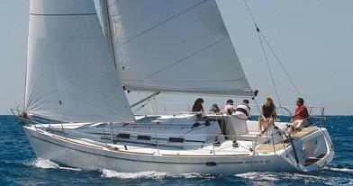 Noleggio barche Betina economico Elan 40