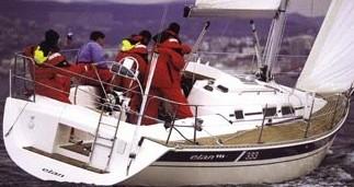 Noleggio Barca a vela a Betina – Elan Elan 333