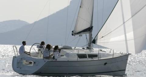 Jeanneau Sun Odyssey 32i tra privati e professionisti a Betina