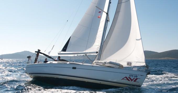 Noleggio Barca a vela a Betina – Jeanneau Sun Odyssey 40