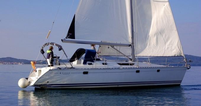 Jeanneau Sun Odyssey 42.2 tra privati e professionisti a Betina