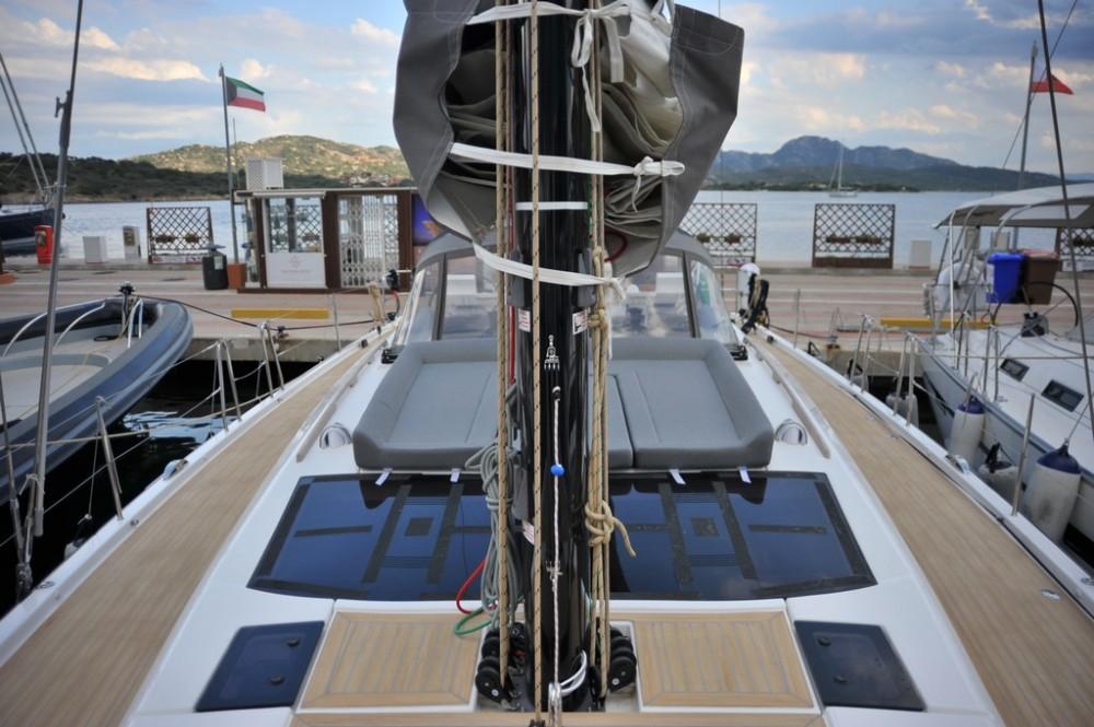 noleggio Barca a vela Olbia - Dufour Dufour 56 Exclusive