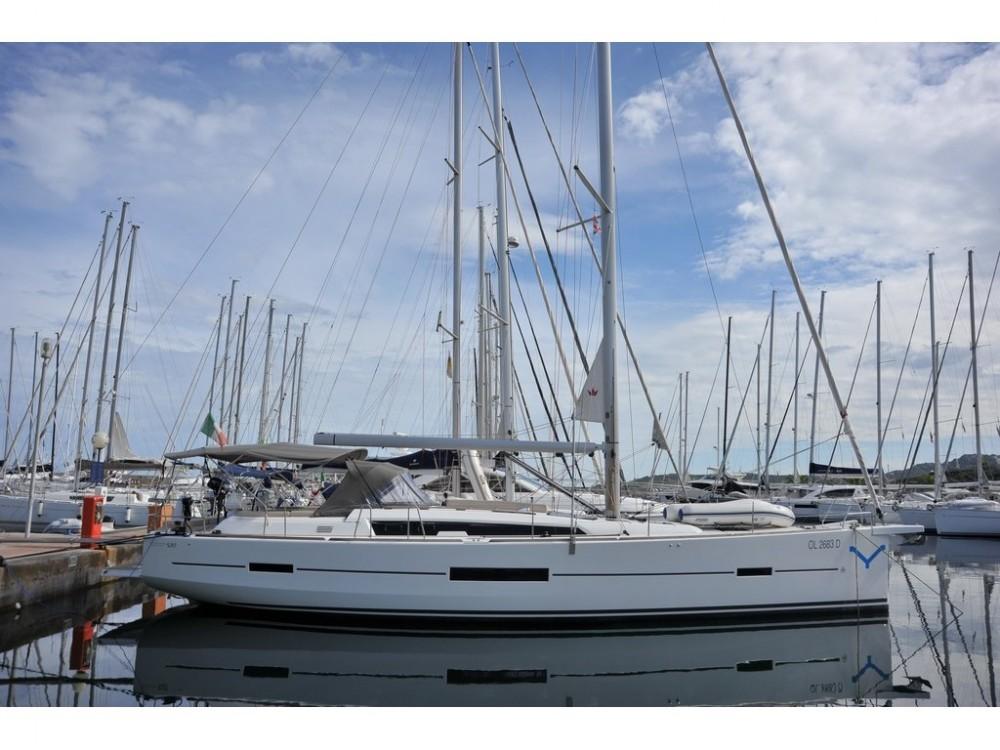 Noleggio barche Dufour Dufour 520 GL Olbia su Samboat