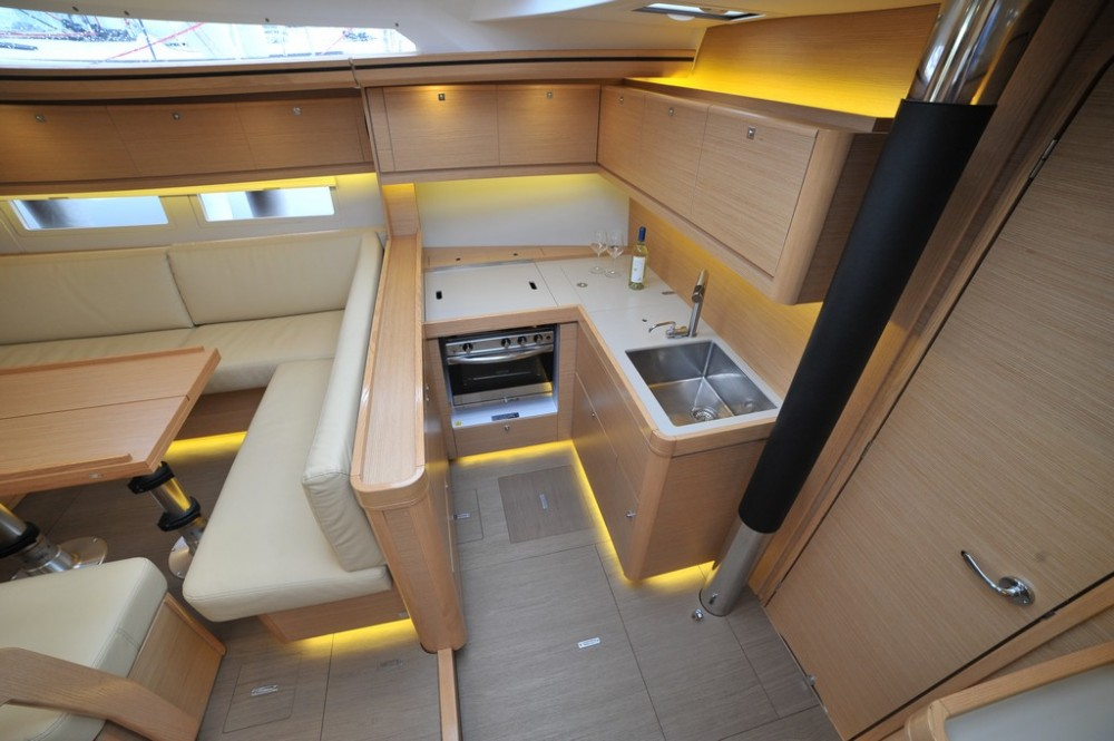 Noleggio yacht Olbia - Dufour Dufour 520 GL su SamBoat