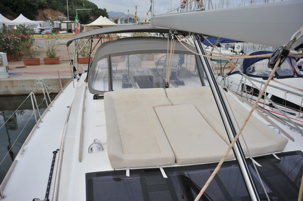 noleggio Barca a vela Olbia - Dufour Dufour 520 GL