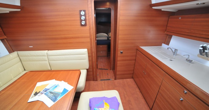 Noleggio Barca a vela a Marina di Portisco – Dufour Dufour 460 Grand Large