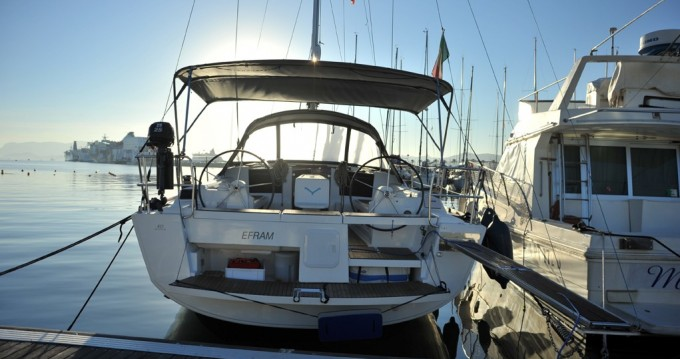 Noleggio yacht a Marina di Portisco – Dufour Dufour 412 Efram su SamBoat
