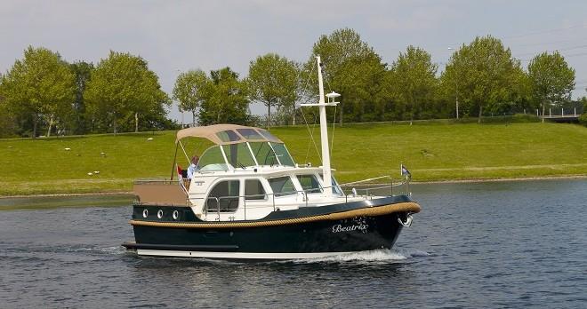 Noleggio barche Linssen Linssen Classic Sturdy 32 AC a Capestang su Samboat