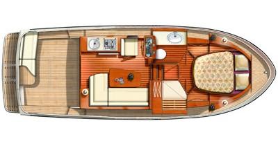 Linssen Linssen Grand Sturdy 29.9 Sedan tra privati e professionisti a Capestang