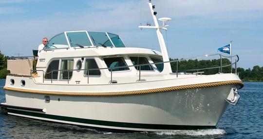 Noleggio barche Linssen Linssen 34.9AC a Vermenton su Samboat