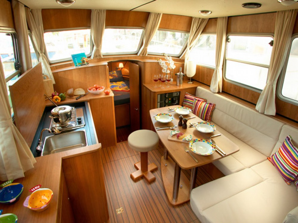 Noleggio barche Linssen Linssen 30.9AC Saint-Cyr-les-Colons su Samboat