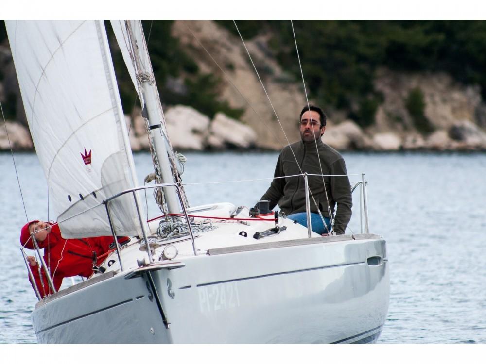 Noleggio Barca a vela con o senza skipper Bénéteau Split