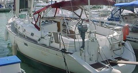 Noleggio barche Palma de Maiorca economico Oceanis 461