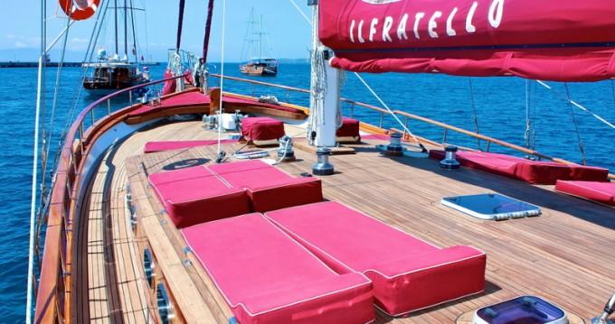 Noleggio yacht a Bodrum –  Gulet Il Fratello su SamBoat
