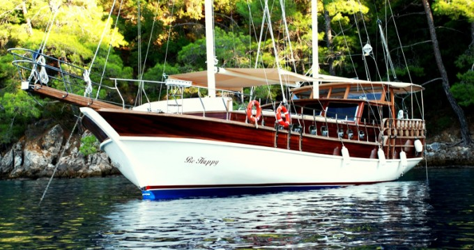 Barca a vela a noleggio a Bodrum al miglior prezzo