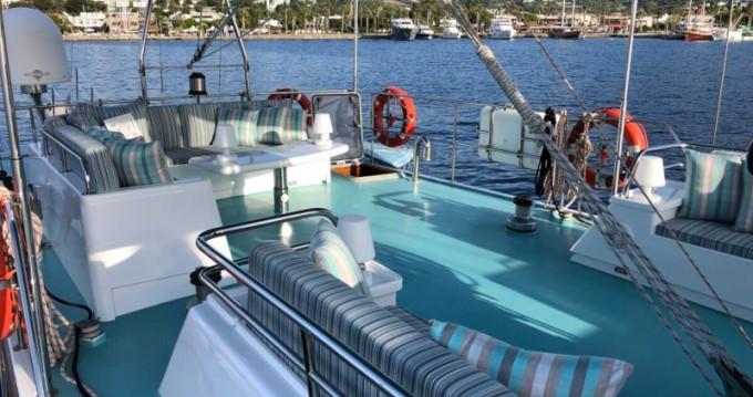 Noleggio barche  Gulet Rigel a Bodrum su Samboat